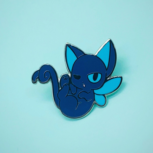 ENAMEL PIN | ANIME | Spindel