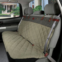 Quilted Premium Car Seat Cover (Green)