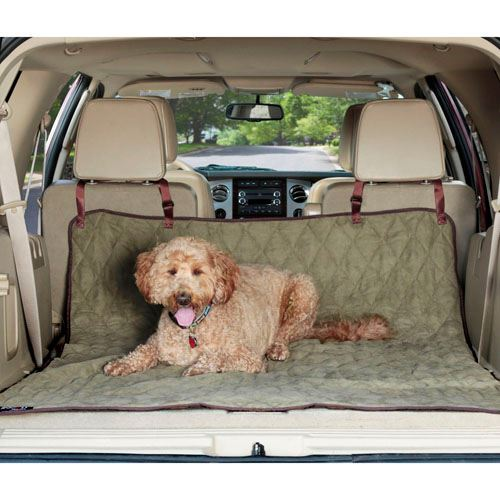 Deluxe SUV Dog Mat - Oh My Dog Supply