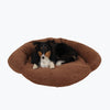 Classic Velvet Bolster Dog Bed