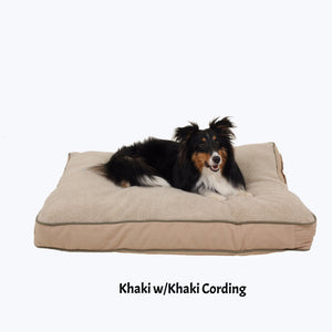 All Season Rectangle Dog Bed - Oh My Dog Supply