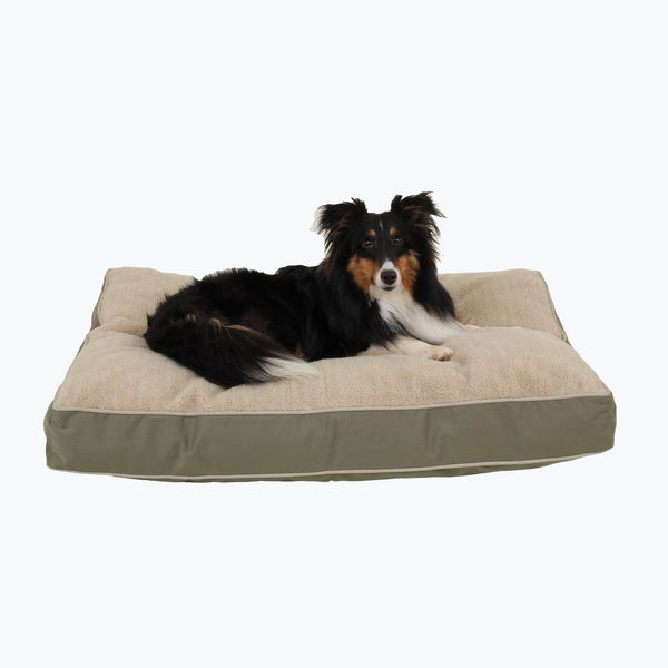 All Season Rectangle Dog Bed