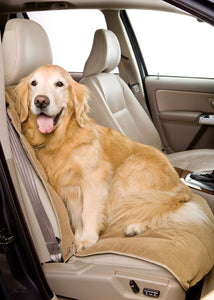 DG Velvet Bucket Seat Cover - Oh My Dog Supply