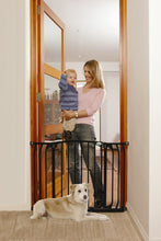 Bindaboo Hallway Style Pet Gate - Oh My Dog Supply