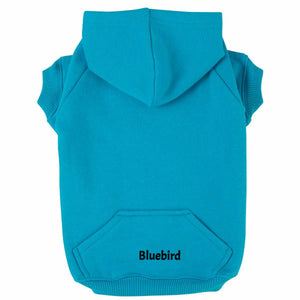 Clearance Bright Colored Basic Hoodies - Oh My Dog Supply