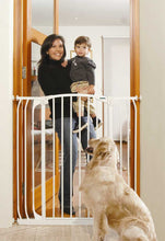 Bindaboo Extra Tall Hallway Style Gate - Oh My Dog Supply