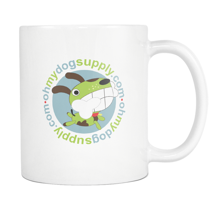 The Oh My Dog Supply Charity 11oz Coffee Mug