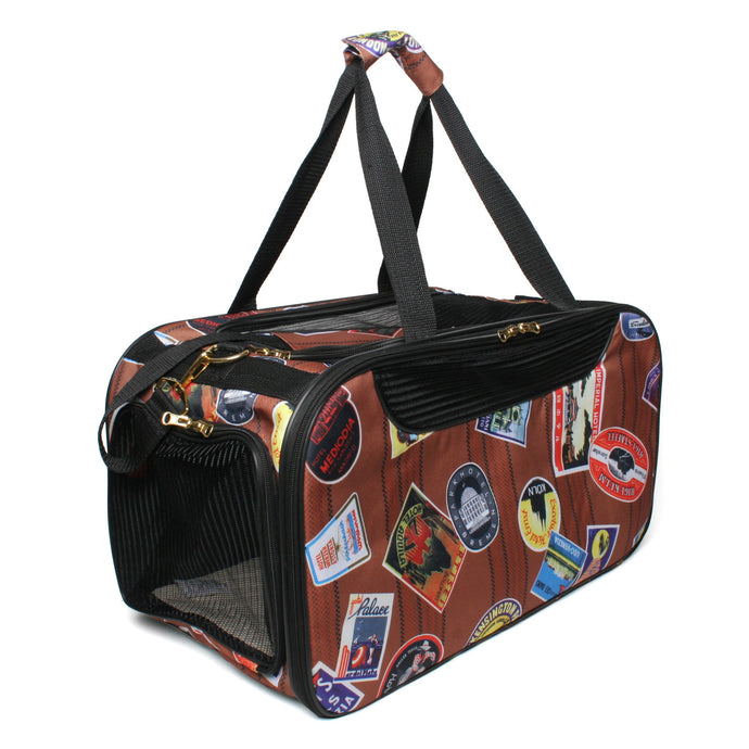 The JetSetter Dog Carrier