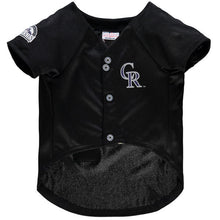 Colorado Rockies Dog Jersey - Oh My Dog Supply