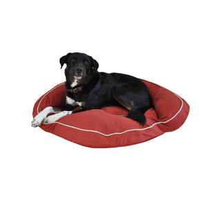 Classic Corded Bolster Bed
