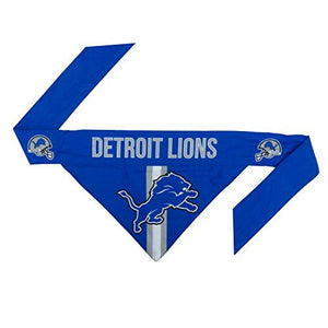 Detroit Lions Dog Jersey - Oh My Dog Supply