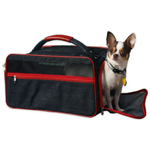 Eco Friendly Denim Carrier - Oh My Dog Supply