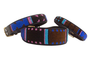 Malindi Tribal Dog Collar