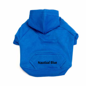 Bright Colored Basic Hoodies