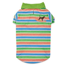Surfs Up Polo Shirt - Oh My Dog Supply