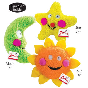 Bright Celestial Berber Dog Toys - Oh My Dog Supply