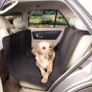 Classic Hammock Style Car Seat Covers - Oh My Dog Supply