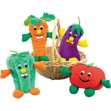 Giggle Veggies Dog Toys - Oh My Dog Supply
