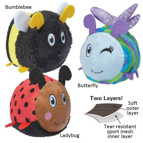 Buggettes Doggie Toys - Oh My Dog Supply