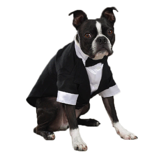 Yappily Ever After Doggie Tuxedo