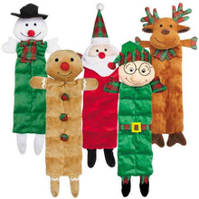 Holiday Plush Squeaktacluars - Oh My Dog Supply