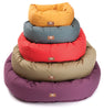 Organic Cotton Bumper Dog Bed