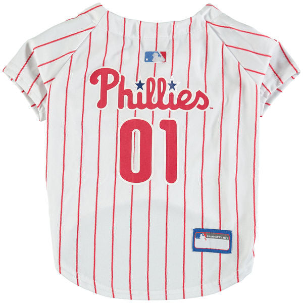 Philadelphia Phillies Dog Jersey - Oh My Dog Supply