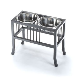 Baron Heavy Duty Dog Feeder - This Product Feeds 12 Shelter Dogs!