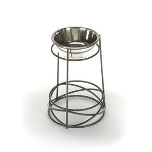 Copy of High Rised Mesh Dog Bowl Feeder