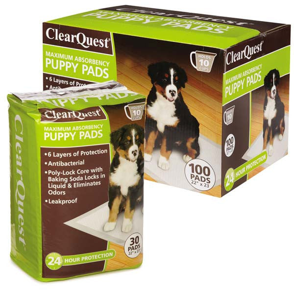 Maximum Absorbency Puppy Pads