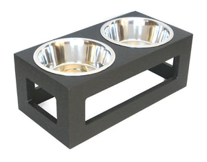 The Modern Eco Outdoor Dog Feeder