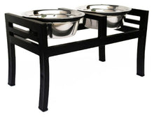 Andrini Double Dog Feeder - Oh My Dog Supply