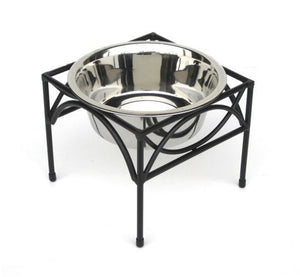 Single Bowl Regal Dog Feeder