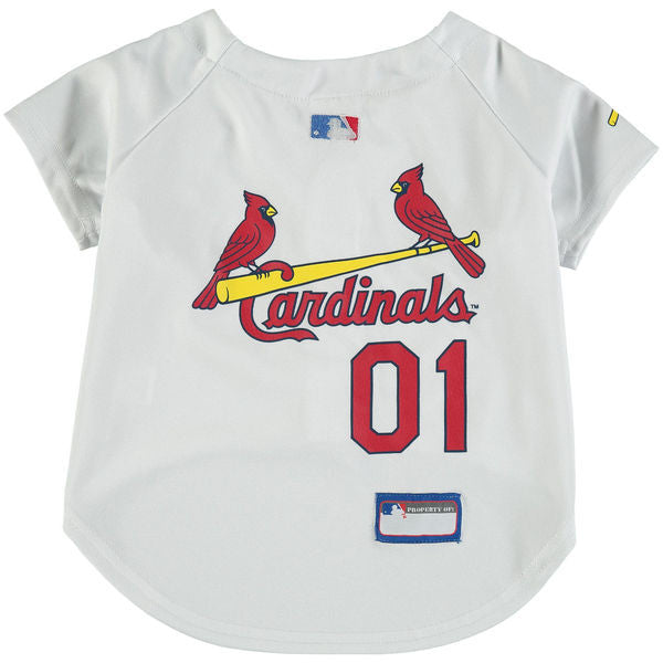 St. Louis Cardinals Dog Jersey - Oh My Dog Supply