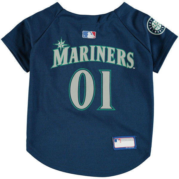 Seattle Mariners Dog Jersy