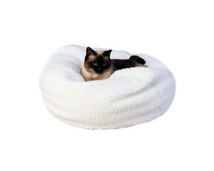 Cuddle Up Nesting Bed - Oh My Dog Supply