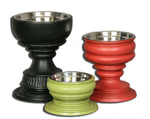 Sunset Raised Dog Bowl - Oh My Dog Supply