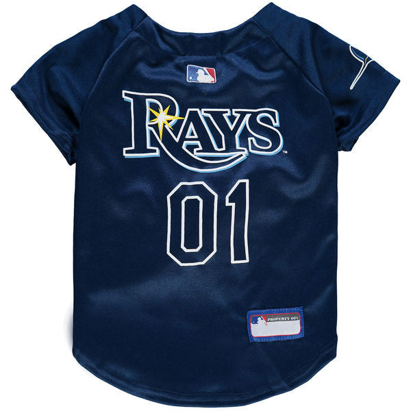 Tampa Bay Rays Jersey - Oh My Dog Supply