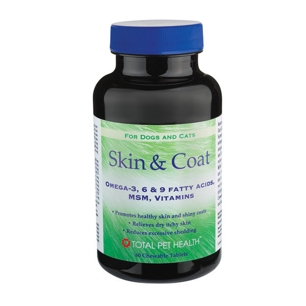 Skin and Coat Dog Supplement