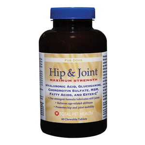 Maximum Strength Hip and Joint Dog Supplement