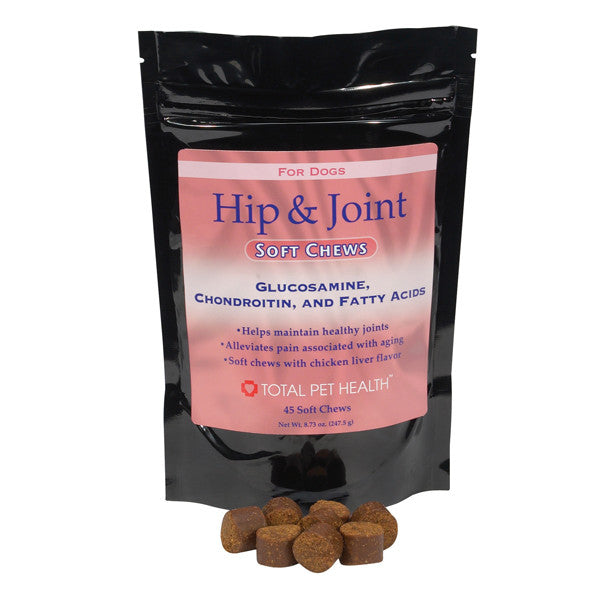 Hip and Joint Soft Chew Dog Supplement