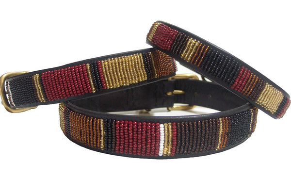 Topi Tribal Dog Collar