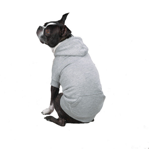 Fleece Lined Basic Hoodies - Oh My Dog Supply