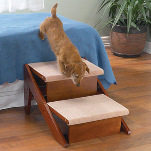 Convertible Dog Stair Ramp - Oh My Dog Supply