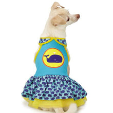 Whale Tails Dog Dresses SPF 40