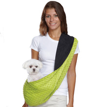 Reversible Colored Sling Carrier