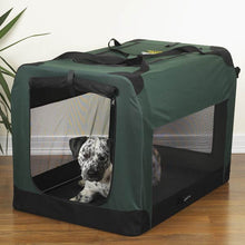 Solid Soft-Sided Collapsible Crates - Oh My Dog Supply