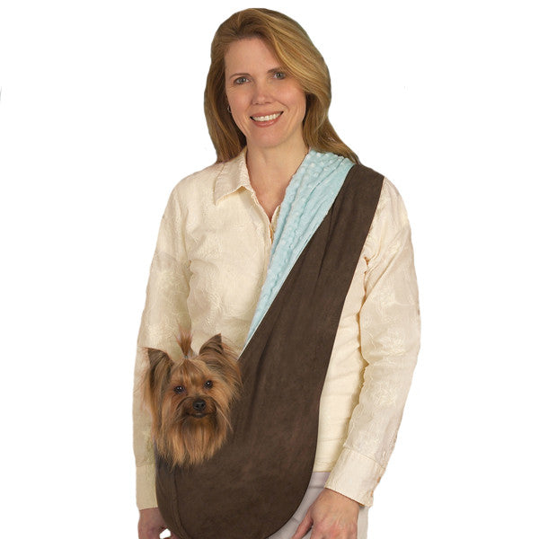 Reversible Sling Dog Messengers