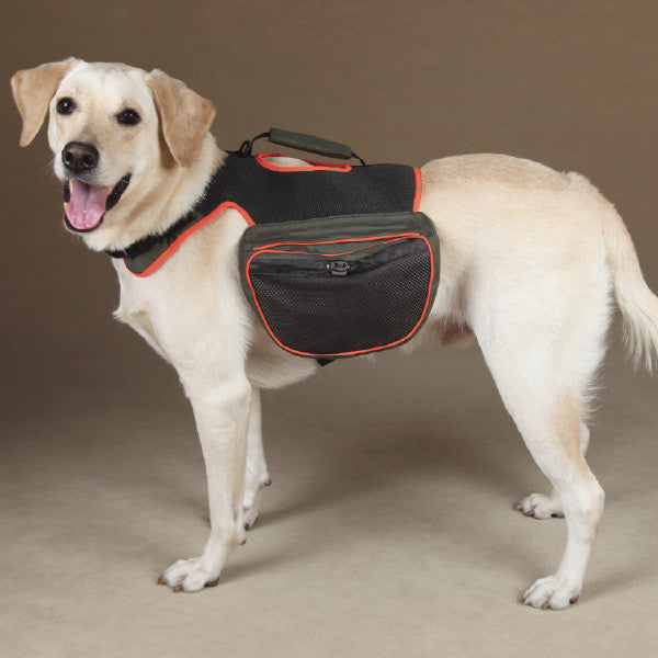 Deluxe Dog Back Packs
