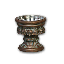 Bernini Raised Dog Bowl - Oh My Dog Supply
